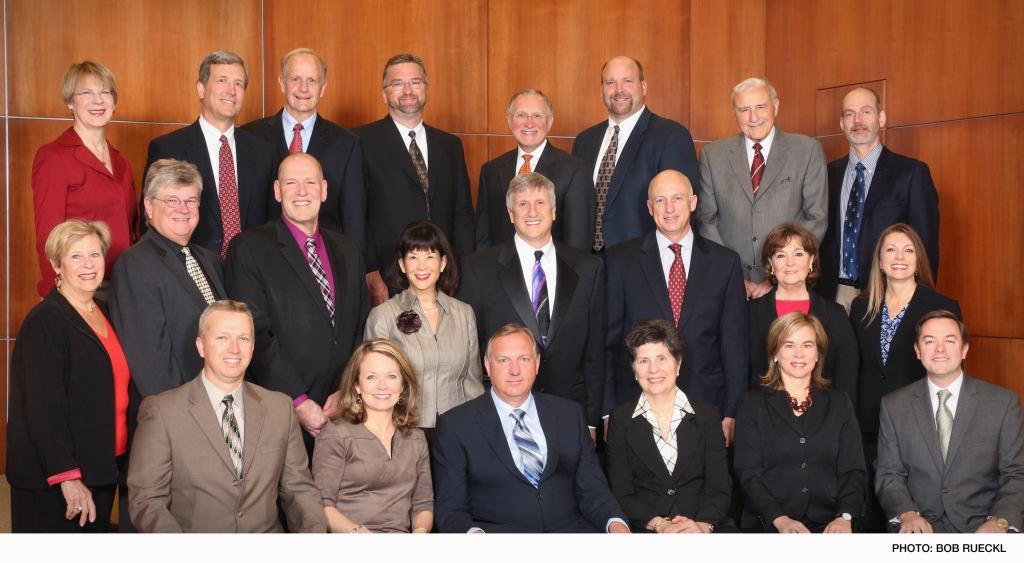 2014-15 Fox Cities P.A.C. Board of Directors