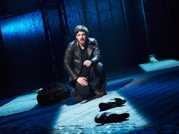 Production images of The Last Ship by Joan Marcus