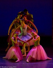 Markoff Youth Ballet in the Nutcracker