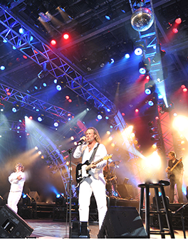 Stayin' Alive- A BeeGees Tribute will be at the Fox Cities P.A.C. Jan. 17, 2015.