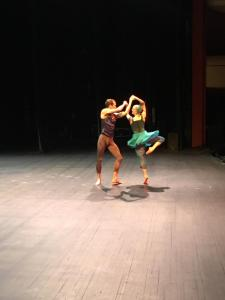 Dancers from Spectrum Dance Theater