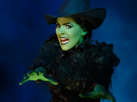 Rachel Tucker in Broadway's 'Wicked' (Photo: Joan Marcus)